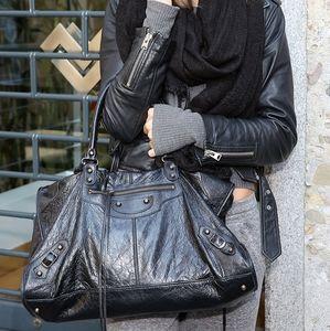 AUTH Balenciaga Work bag 2005 F/W